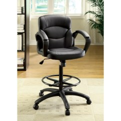 Overstock Com Chairs Best Inc Ferdinand In Furniture Of America Dean Drafting Counter Height