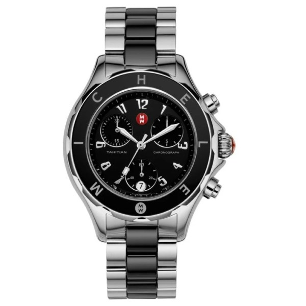 Michele Black Watches for Women