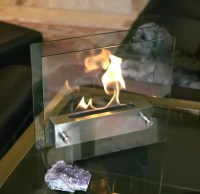 Shop Nu-Flame Irradia Tabletop Fireplace - Free Shipping ...