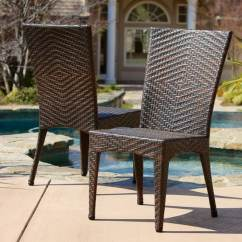 Wicker Chairs For Sale Lane Big Tall Bonded Leather Executive Chair Shop Christopher Knight Home Brooke Outdoor Set Of 2