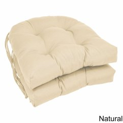 48 High Back Outdoor Chair Cushions Baseball Folding Chairs Blazing Needles 16 Inch U Shaped Twill Dining