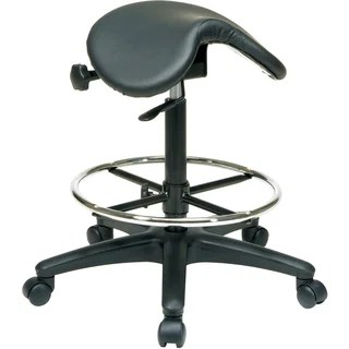 best drafting chair modern club chairs buy online at overstock com our home office star products work smart backless saddle
