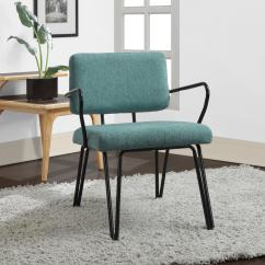 Aqua Accent Chair Outdoor Slings Featured