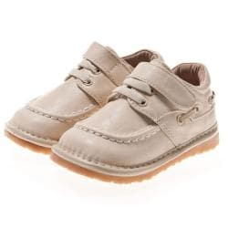 Shop Little Blue Lamb Toddler Infant Cream Leather