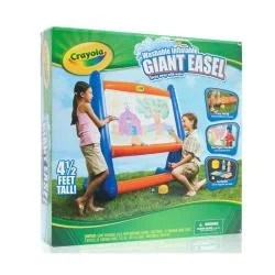 Crayola Giant 45foot Inflatable Easel  Free Shipping On