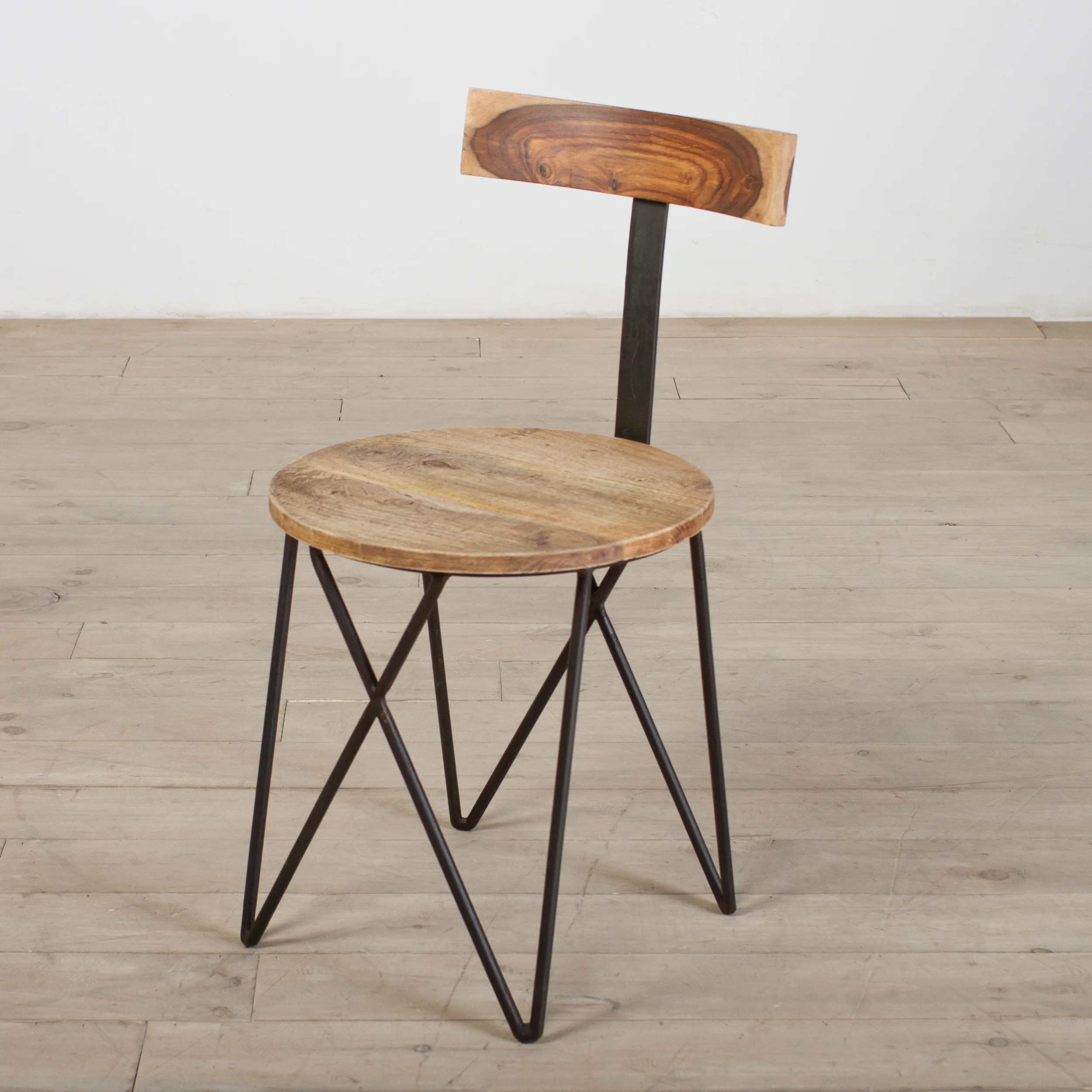 wooden chairs with arms india desk chair yew shop dudhwa free shipping today overstock thumbnail