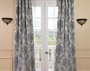 Light Brown Shower Curtain