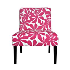 Overstock Com Chairs Joie Mimzy Owl Highchair Portfolio Niles Pink Floral Armless Chair 14341585