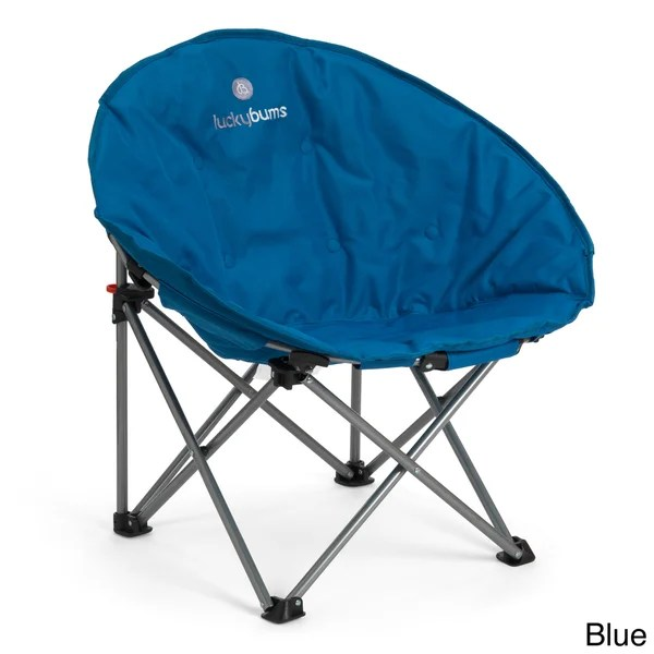 lucky bums camp chair floor rocking plastic shop youth medium moon free shipping today