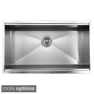 Kohler Stages 45inch Stainless Steel Kitchen Sink  Free