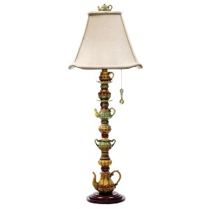 Dimond Lighting LED 1-Light Table Lamp in Burwell Finish