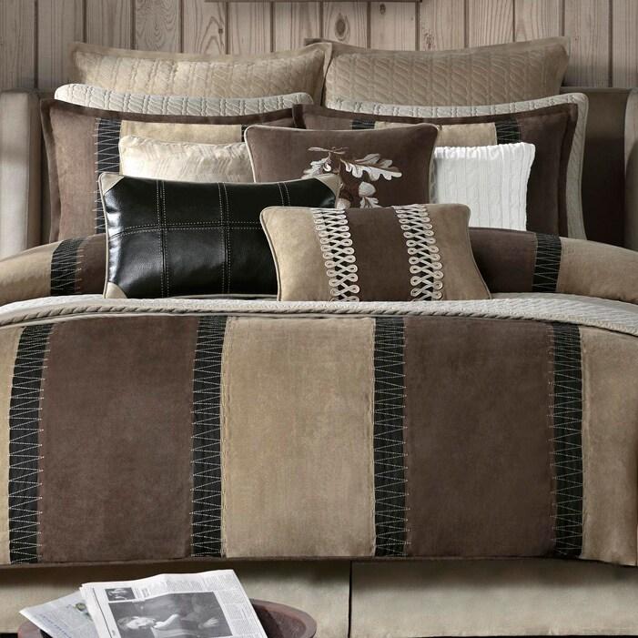 Shop Woolrich River Run 3Piece Comforter Set  Free