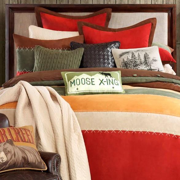 Woolrich Bear Creek Comforter Set  15405972  Overstock
