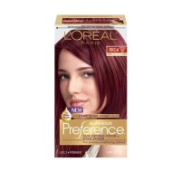 L'Oreal Superior Preference Intense Dark Red RR04 Hair ...