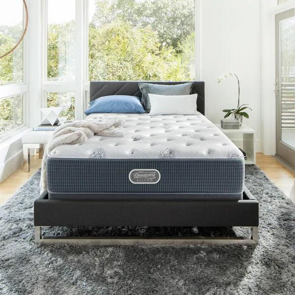 Beautyrest Silver Maddyn Luxury Firm Full Size Mattress Set