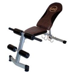 Resistance Chair Exercise System Reviews Silver Covers Uk Cap Barbell Fid Bench - 15430667 Overstock.com Shopping The Best Prices On Home Gyms