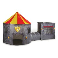 Pacific Play Tents Kings Kingdom Castle Tent and Tunnel