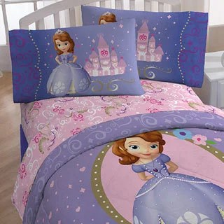 Sofia The First Bedroom Set - Bedroom Style Ideas