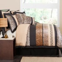 Lush Decor Tribal Dance 8-piece Brown Comforter Set - Free ...