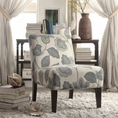 Brown Slipper Chair Evenflo Modern High Shop Peterson Teal Floral Accent By Inspire Q Bold Free Shipping Today Overstock Com 8122319