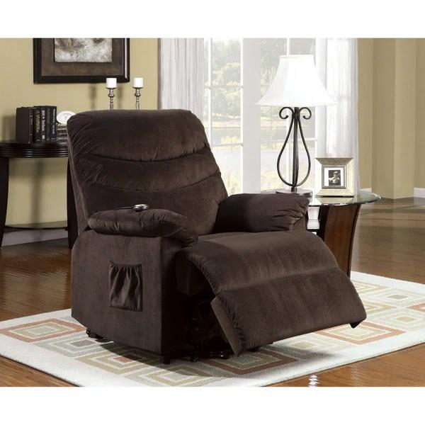 Shop Furniture of America Estelle Plush Cushion Stand