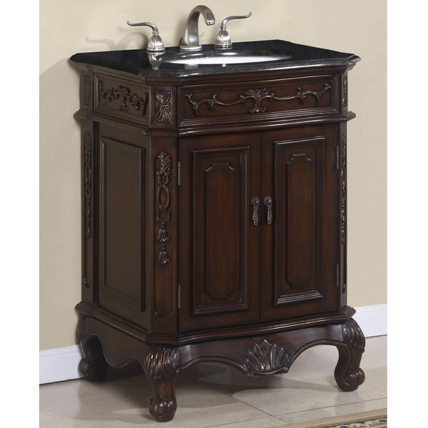 Fortuna Single Sink Bathroom Vanity  Overstock Shopping