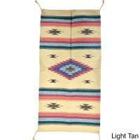 Shop Mexican Style Indoor/Outdoor Area Rug/ Mat - Free ...