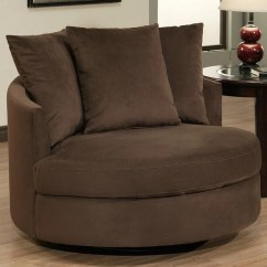 Zahara Swivel Chair Redman Power Reviews Abbyson Living Clarence Round Fabric - Free Shipping Today Overstock.com 15515822
