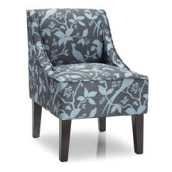 Overstock Arm Chair Adams Adirondack Stacking In Clay Shop Marlow Bardot Swoop Accent Free Shipping On