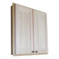 Shop Baldwin 30-inch Recessed Double Door Medicine Storage ...
