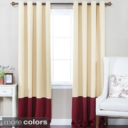 Color Block Curtains & Drapes Shop The Best Deals For Jun 2017