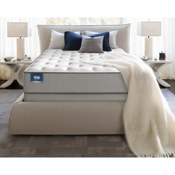Simmons Beautysleep Mount Baker Firm Full Size Mattress Free Shipping Today 15559246