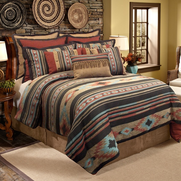 Veratex Santa Fe 4 Piece Comforter Set 15561659
