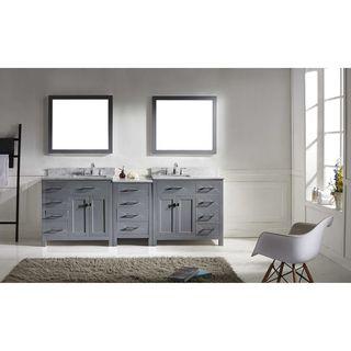 modern bathroom vanities & vanity cabinets for less | overstock