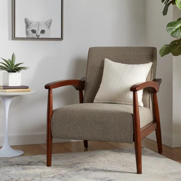overstock arm chair office chairs ergonomically correct shop carson carrington gracie retro indigo free shipping