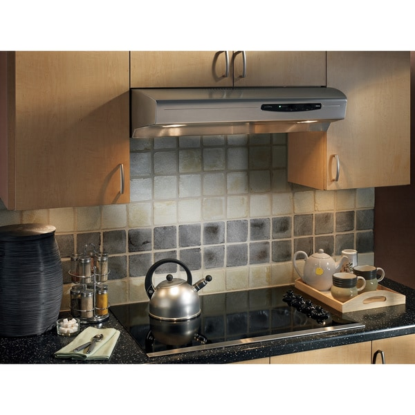 Broan QS130 Allure Series 30 inch 220 CFM Under Cabinet Hood 77a7d6b0 1dae 4725 a101 982409e8988e_600?resize\=600%2C600\&ssl\=1 range with hood light wiring diagram range hood installation Vent a Hood Wiring Diagram at fashall.co