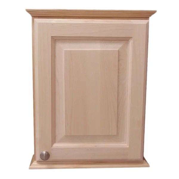 Shop 18inch Ashley Series On the Wall Cabinet 25 Inches Deep Inside  Free Shipping Today