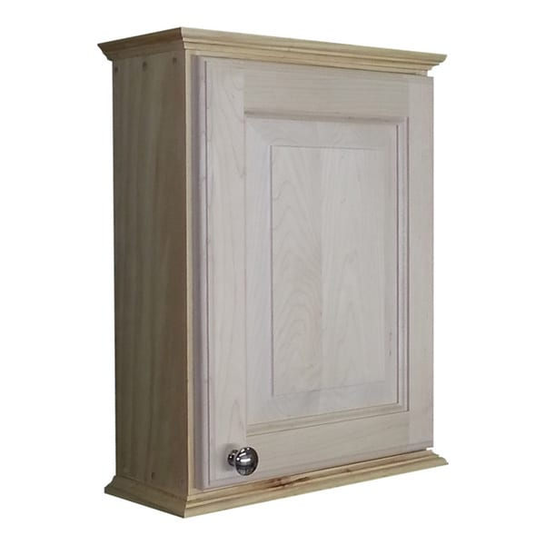 Shop 18inch 725inch deep Ashley Series On the Wall Cabinet  Free Shipping Today  Overstock