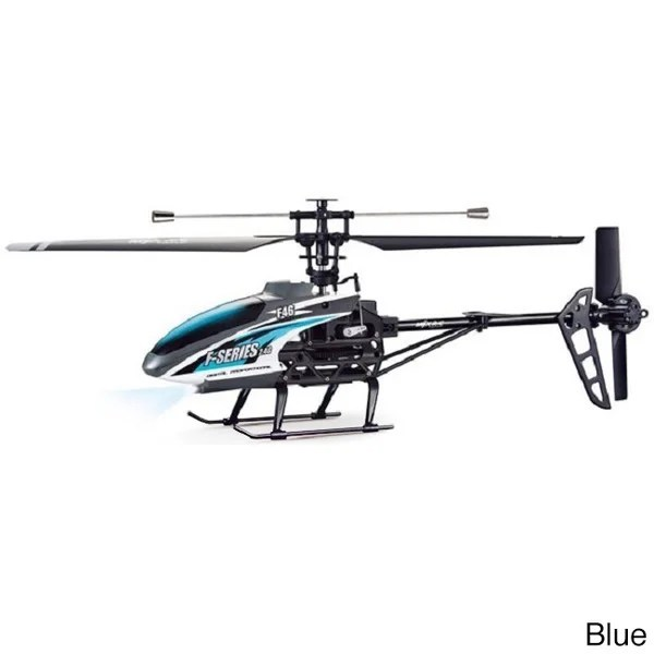 Shop Riviera RC 20-inch Shuttle Single Rotor 4CH 2.4GHz