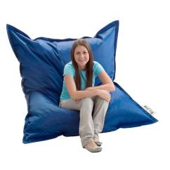 Big Joe Bean Bag Chair Reviews Cover Hire Cumbria Original Royal Blue - Free Shipping Today Overstock.com 15727429