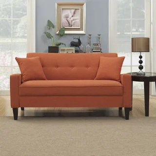 Orange Sofas Couches Loveseats The Best Deals For May 2017