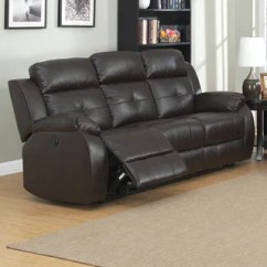 Southwestern Sofas Contemporary Black Leather Exclusive Sectional Sofa Buy Couches Online At Overstock Com Our Best Troy Dual Power Reclining