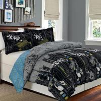 Shop Reversible Skate Comforter - Free Shipping On Orders ...