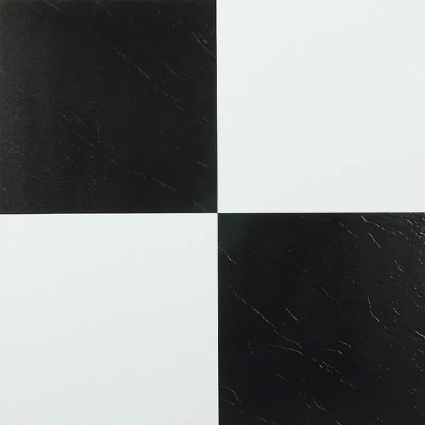 kitchen vinyl floor tiles oval table pedestal shop achim nexus black white 12x12 self adhesive tile 20 sq ft free shipping on orders over 45 overstock com 8487030