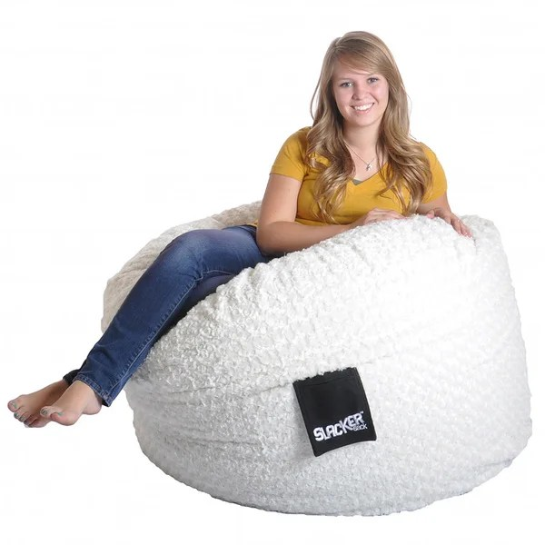 toddler bean bag chairs french script occasional chair shop 4 foot round white fur and foam large kid free shipping today overstock com 8494495