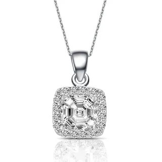 Shop Collette Z Sterling Silver Round-Cut Cubic Zirconia
