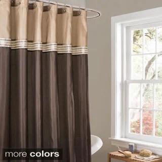 Shower Curtains Overstock Com Vibrant Fabric Bath Curtains