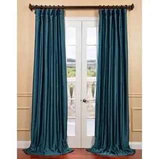 Silk Curtains & Drapes Shop The Best Deals For Jun 2017