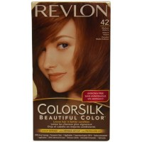 Shop Revlon ColorSilk Beautiful Color #42 Medium Auburn ...
