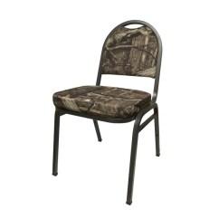 Standard Banquet Chairs Rocking Chair Modern Design Mossy Oak Camouflage Pattern Set Of 4 Free